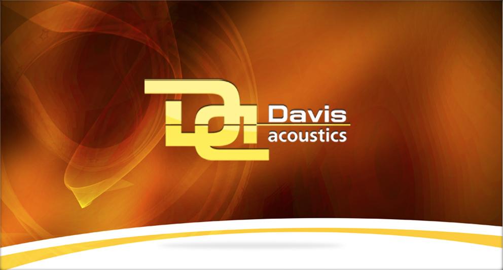 Branding Davis Acoustics