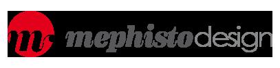 Mephisto Design Retina Logo