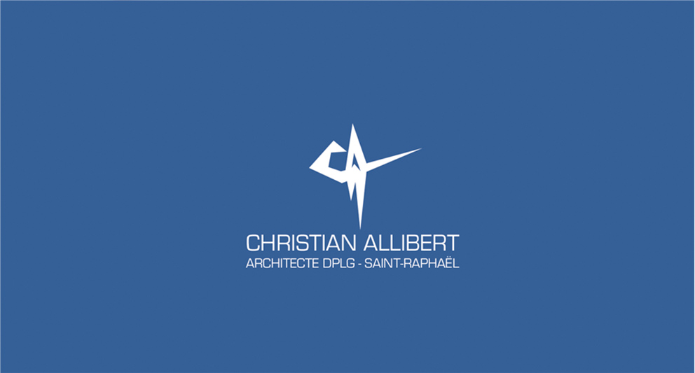 Christian Allibert Architecte, infographie et print