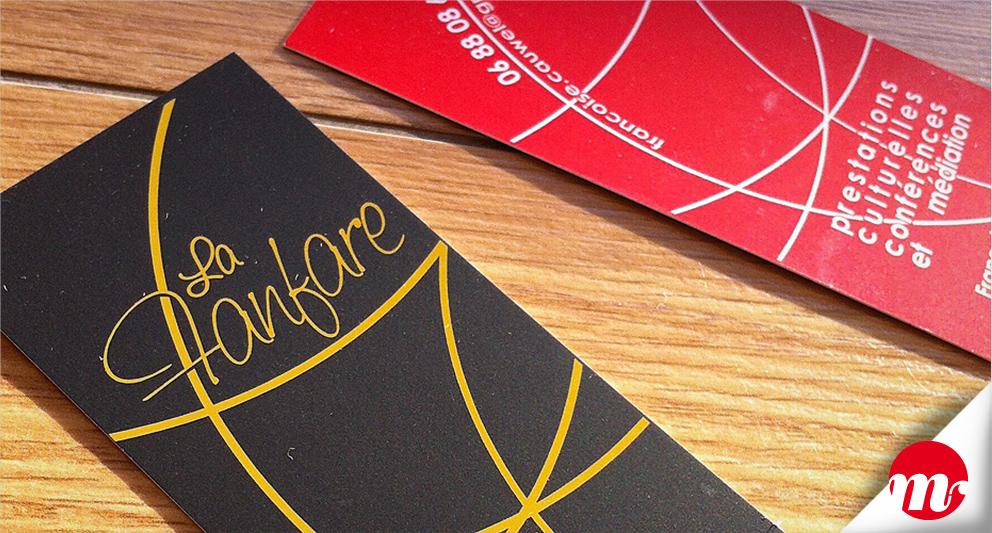 Branding, print, communication et web design pour La Fanfare, créateur d'événements culturels