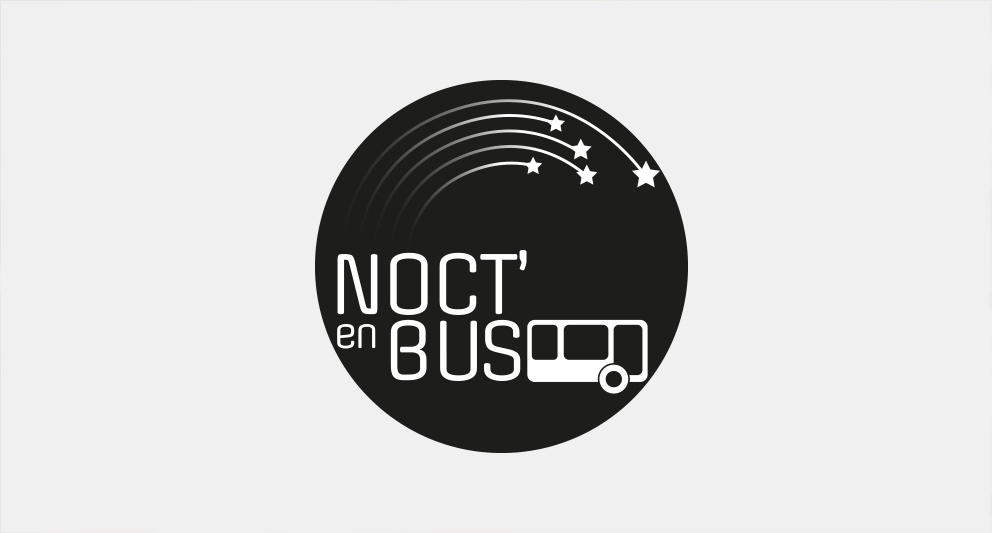 Charte graphique du service Noct'en Bus
