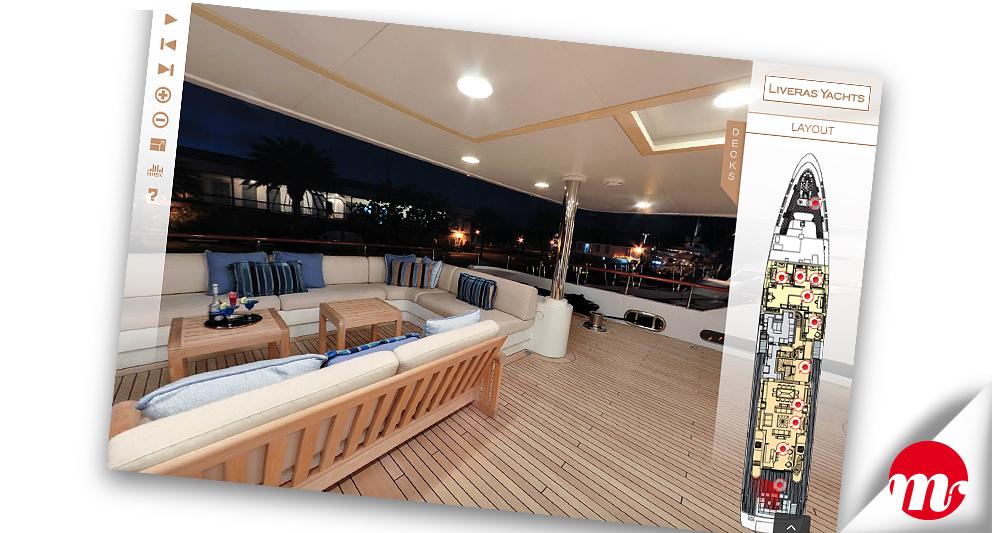 liveras yachts web design visite-virtuelle