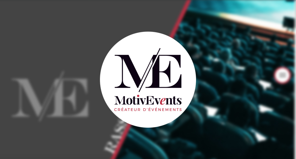 Motiv'Events refonte web