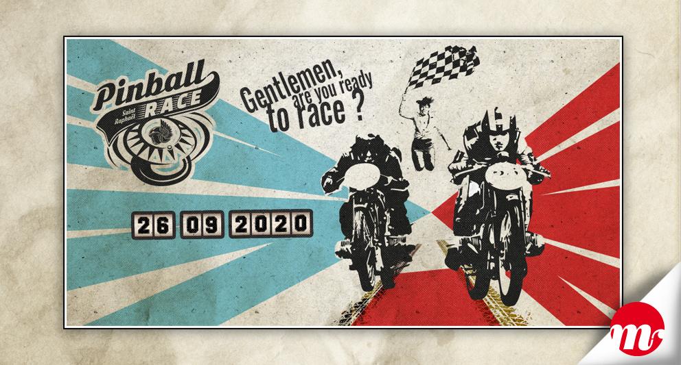 Dandy Riders Festival 2020, Pinball Race